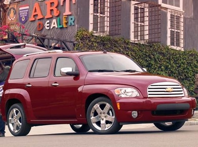 2010 Chevrolet Hhr Pricing Reviews Ratings Kelley Blue Book