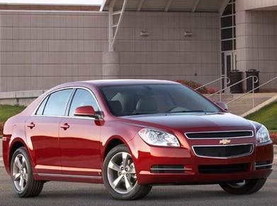 2010 Chevrolet Malibu | Pricing, Ratings, Expert Review
