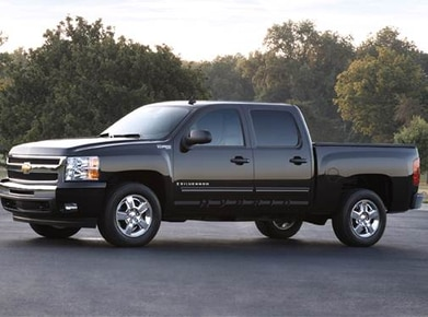 2010 Chevrolet Silverado 1500 Crew Cab | Pricing, Ratings