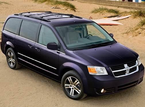 7dfbe1562fc 2010 Dodge Grand Caravan Passenger | Pricing, Ratings, Expert Review ...
