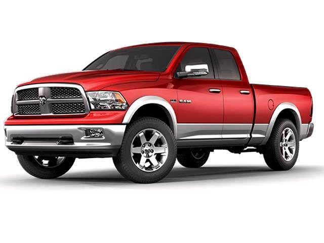 2010 Dodge Ram 1500 Quad Cab | Pricing, Ratings, Expert Review