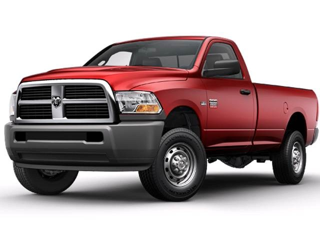 2010 Dodge Ram 2500 Values Cars For Sale Kelley Blue Book