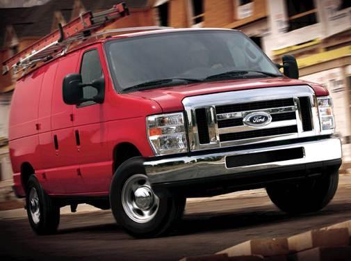 2010 Ford E350 Super Duty Cargo