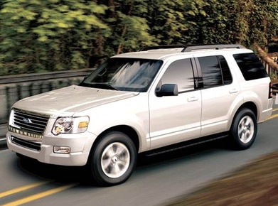 2010 Ford Explorer | Pricing, Ratings, Expert Review