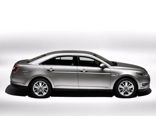 2010 Ford Taurus | Pricing, Ratings, Expert Review | Kelley