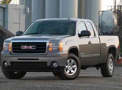 2010 GMC Sierra 1500 Extended Cab Pricing, Reviews ...