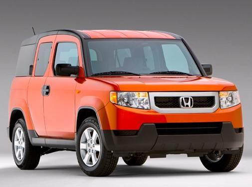 Honda Element Mpg >> 2010 Honda Element Pricing Ratings Expert Review