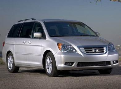 2010 Honda Odyssey | Pricing, Ratings, Expert Review