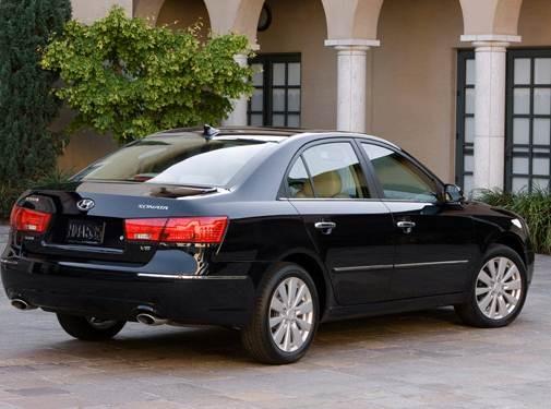 2010 Hyundai Sonata Pricing Ratings Expert Review Kelley Blue Book