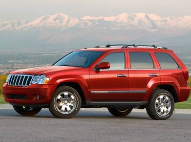 2010 Jeep Grand Cherokee | Pricing, Ratings, Expert Review