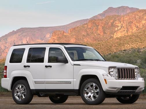 Jeep Liberty Mpg >> 2010 Jeep Liberty Pricing Ratings Expert Review Kelley Blue Book