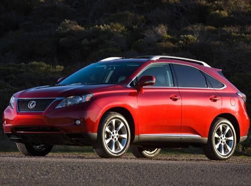 2010 Lexus RX | Pricing, Ratings, Expert Review | Kelley Blue Book
