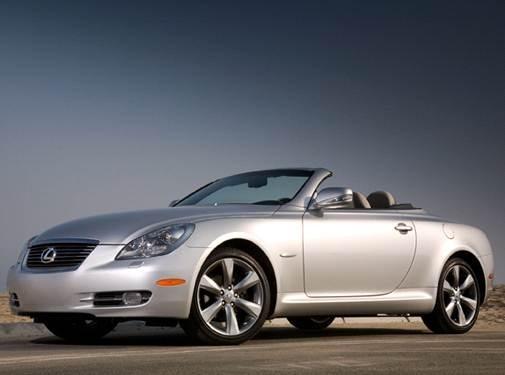 2010 Lexus SC | Pricing, Ratings, Expert Review | Kelley