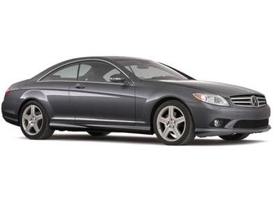 2010 Mercedes-Benz CL-Class   Pricing, Ratings, Expert