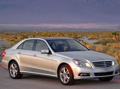 2010 Mercedes-Benz E-Class | Pricing, Ratings, Expert Review