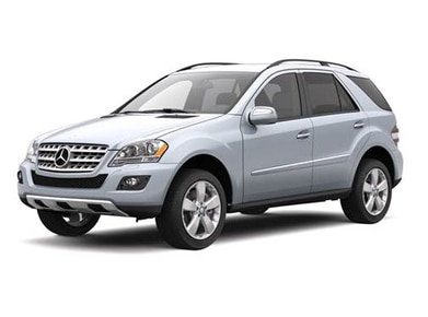 2010 Mercedes-Benz M-Class | Pricing, Ratings, Expert Review