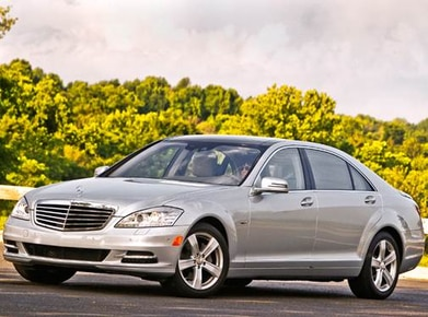2010 Mercedes-Benz S-Class Prices, Reviews & Pictures ...
