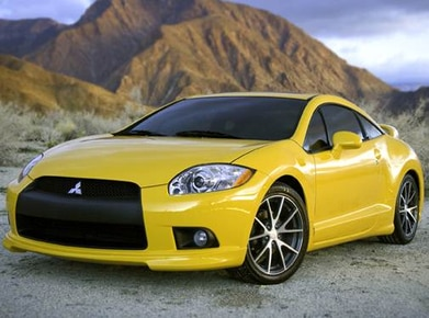 2010 Mitsubishi Eclipse | Pricing, Ratings, Expert Review