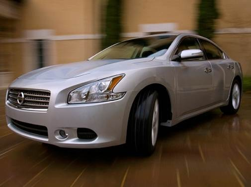 2010 Nissan Maxima | Pricing, Ratings, Expert Review