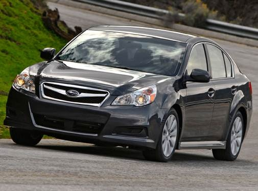 2010 Subaru Legacy   Pricing, Ratings, Expert Review