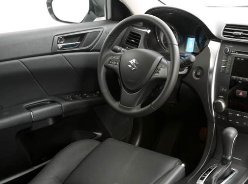 Used 2010 Suzuki Kizashi Gts Sedan 4d Prices Kelley Blue Book
