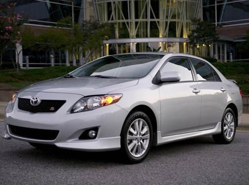 2010 Toyota Corolla S >> 2010 Toyota Corolla Pricing Reviews Ratings Kelley Blue