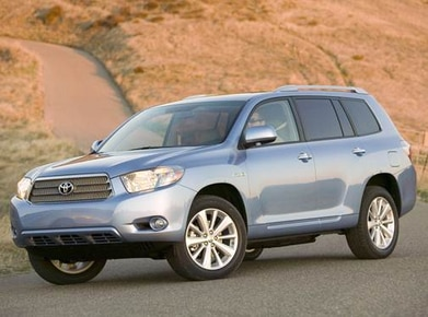 2010 Toyota Highlander | Pricing, Ratings, Expert Review