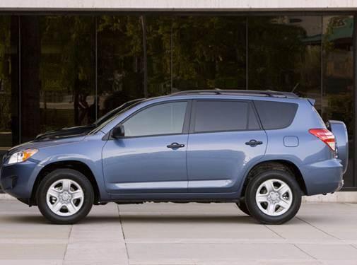 2010 Toyota Rav4 Pricing Reviews Ratings Kelley Blue Book