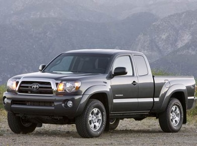 Toyota Tacoma Access Cab >> 2010 Toyota Tacoma Access Cab Pricing Ratings Expert Review