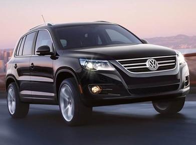 2010 Volkswagen Tiguan Pricing, Reviews & Ratings | Kelley
