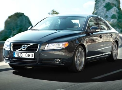 2010 Volvo S80 Pricing Ratings Expert Review Kelley Blue Book