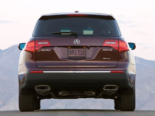 2011 Acura MDX | Pricing, Ratings, Expert Review | Kelley