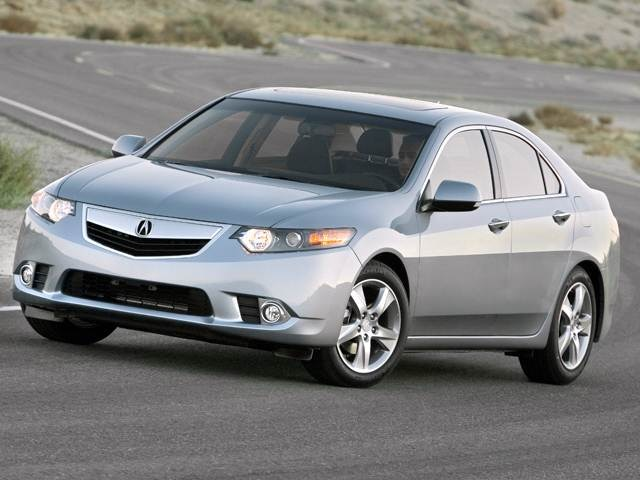 2011 Acura TSX | Pricing, Ratings, Expert Review | Kelley Blue Book