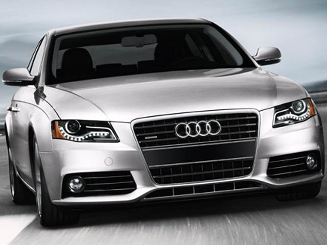 2011 Audi A4 | Pricing, Ratings, Expert Review | Kelley Blue