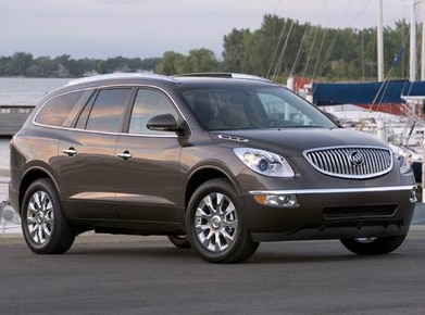 2011 Buick Enclave | Pricing, Ratings, Expert Review