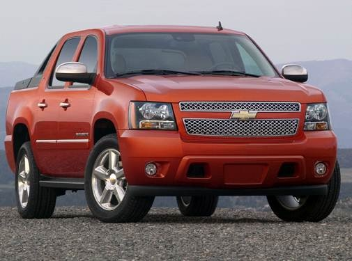 2011 Chevrolet Avalanche | Pricing, Ratings, Expert Review | Kelley