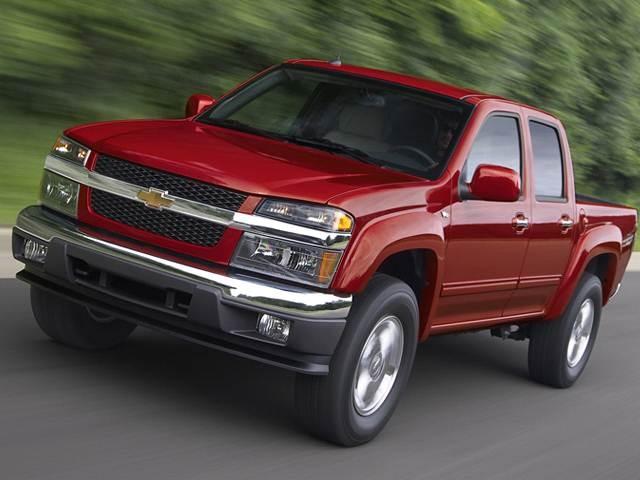 2011 Chevrolet Colorado Crew Cab Pricing Reviews Ratings