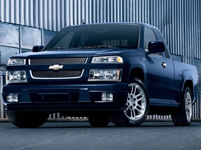 2011 Chevrolet Colorado Extended Cab Pricing Reviews