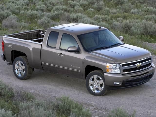 2011 Chevrolet Silverado 1500 Extended Cab >> 2011 Chevrolet Silverado 1500 Pricing Reviews Ratings