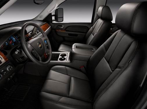 2011 Chevrolet Silverado 2500 HD Crew Cab | Pricing, Ratings