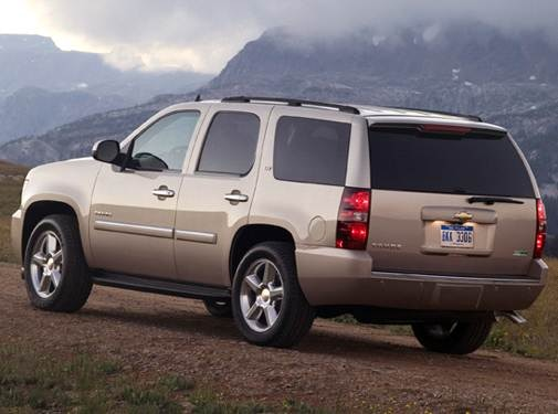 2011 Chevrolet Tahoe | Pricing, Ratings, Expert Review