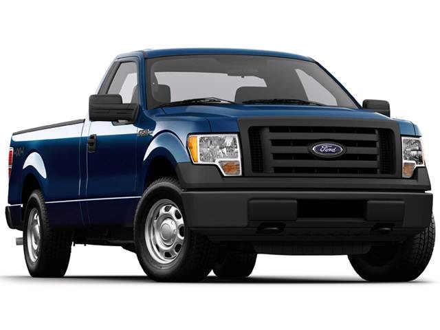 2011 Ford F150 Regular Cab | Pricing, Ratings, Expert Review