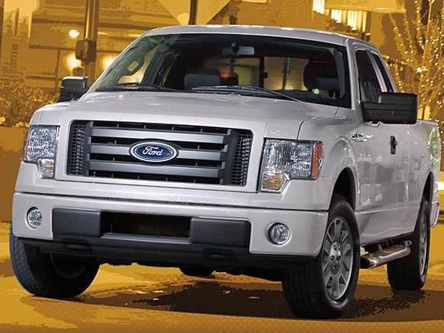 2011 Ford F150 Super Cab   Pricing, Ratings, Expert Review