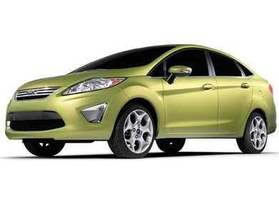2011 Ford Fiesta | Pricing, Ratings, Expert Review | Kelley