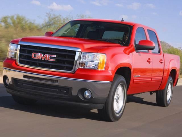 2011 GMC Sierra 1500 Crew Cab Pricing, Reviews & Ratings