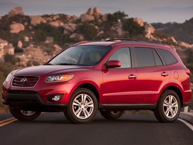 2011 Hyundai Santa Fe | Pricing, Ratings, Expert Review