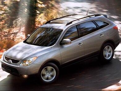 2011 Hyundai Veracruz | Pricing, Ratings, Expert Review