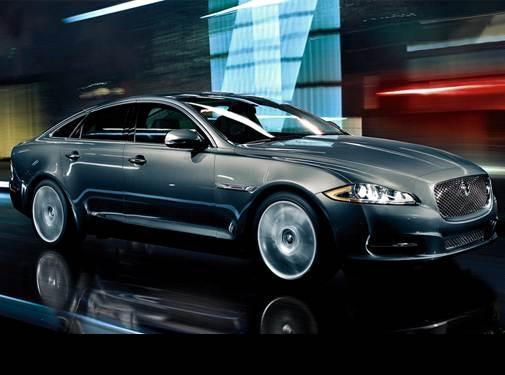 2011 Jaguar XJ | Pricing, Ratings, Expert Review | Kelley Blue Book
