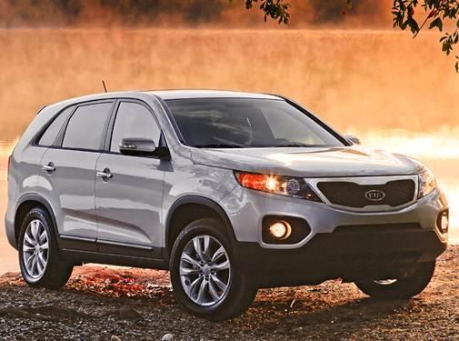 2011 Kia Sorento | Pricing, Ratings, Expert Review | Kelley