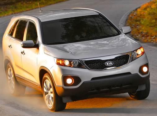 2011 Kia Sorento   Pricing, Ratings, Expert Review   Kelley